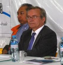 Dr. Reijo Laukkanen  miembro del Consejo Nacional de Educación de Finlandia