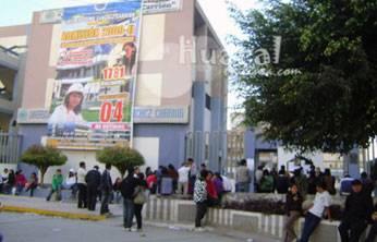 Universidad Nacional José Faustino Sánchez Carrión.