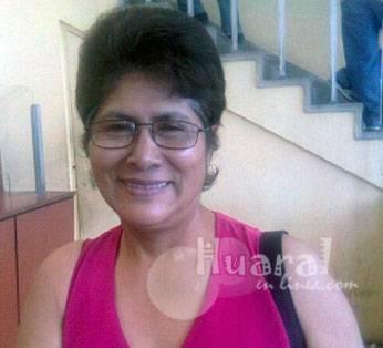 Teolinda Arroyo.