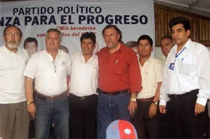 Movimiento politico Alianza para el Progreso