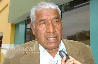 Jaime Uribe Ochoa alcalde de Huaral.