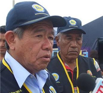 Presidente Regional y Alcalde de Huaral.