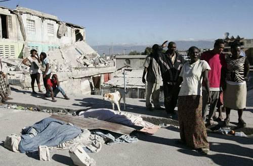 Nuevo sismo en Haití