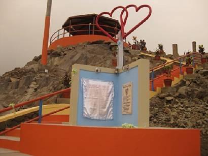 Parque mirador del A. H. san Valentín