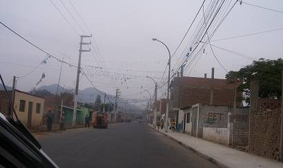 Foto aarchivo,  Huando.