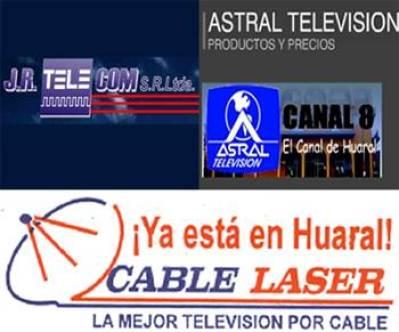 Canales de televisión de Huaral