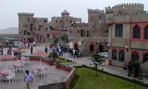 Castillo de Chancay.