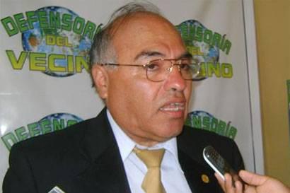 Defensor Nacional del Consumidor, Ciro Salas Paredes