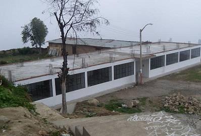 Centro Educativo de Sumbilca.