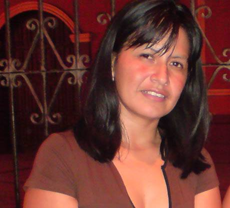 Luisa Meneses.