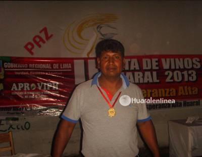 """Vino Semiseco """"Kaori"""" ganó medalla en el Concurso de Cata 2013 de Huaral"""