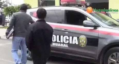 Capturan a sujetos que robaron a joven y menor de edad en Huaral