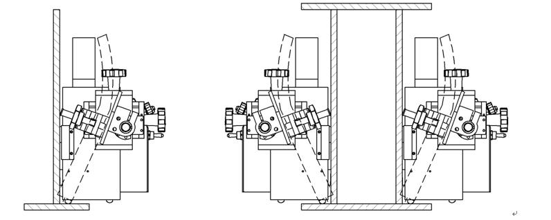 HK-4B Portable Electromagnetic Auto Side Suction Welding