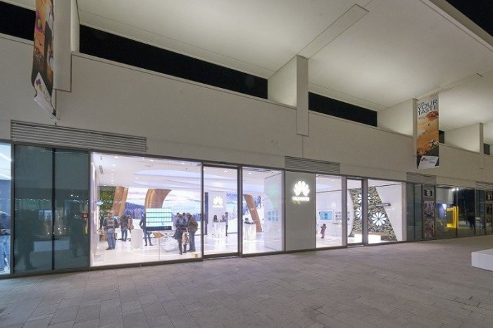 Huawei Store Mailand
