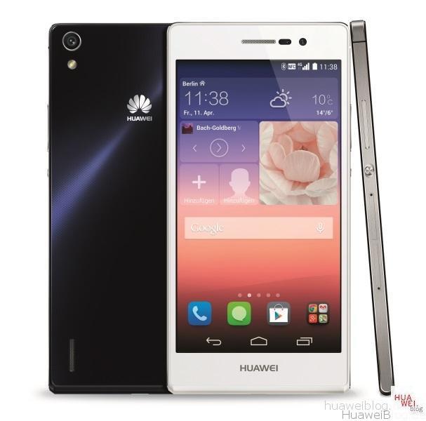 Huawei p7 marshmallow download