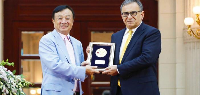 Huawei-Ehrung-Dr-Erdal-Arikan