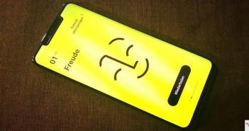 Huawei Facing Emotions