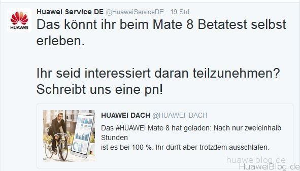 Huawei Mate 8 Produkttest