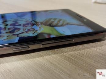 Huawei Mate S Power Lautstärke