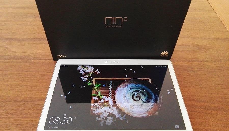 Huawei MediaPad M2 10.0 Testbericht