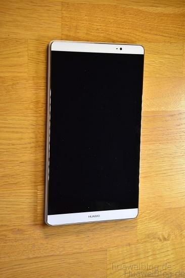 Huawei MediaPad M2 8.0 Front