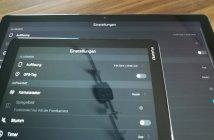 Huawei MediaPad M5 Lite Kamera Einstellungen