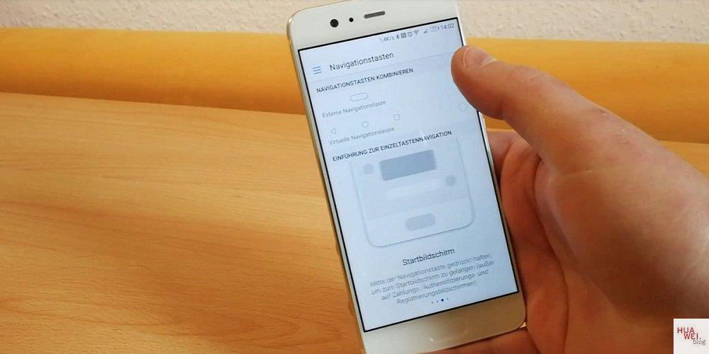 Huawei P10 HandsOn Software EMUI