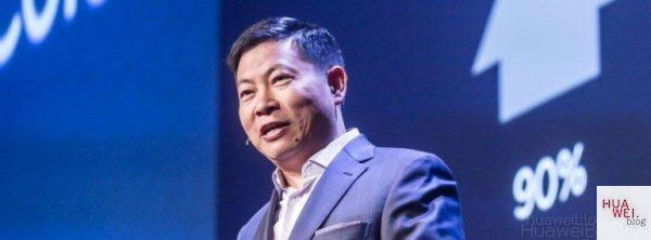 Huawei, CEO, Richard Yu, QHD, FullHD