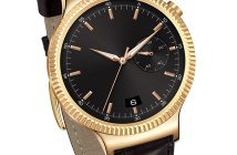 Huawei Watch gold