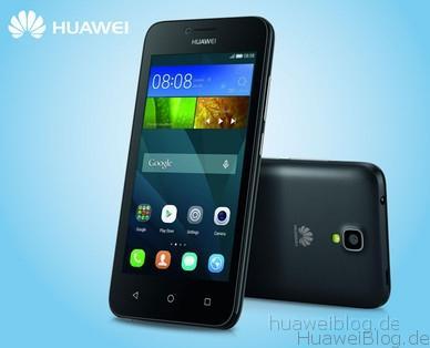 Huawei Y5 LTE Smartphone