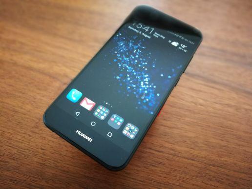Huawei nova 2 Test Front Display
