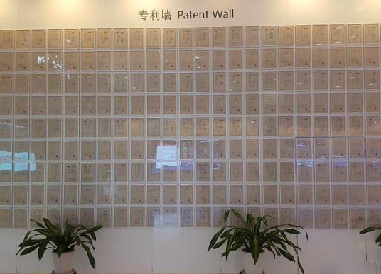 Huawei stellt noch vor Siemens die meisten Patentanträge in Europa