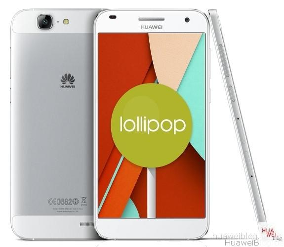 Huawei G7 Lollipop - Android 6 - Firmware - Update