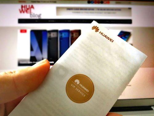 Huawei VIP Service Broschuere