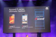 Ascend P6 Präsentation