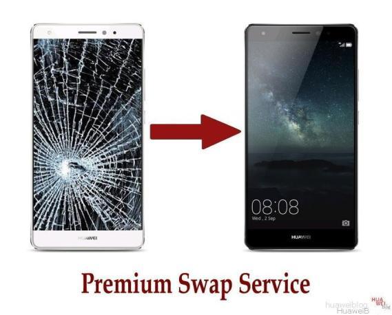 PREMIUM SWAP SERVICE