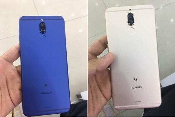 Huawei Maimang 6 Rückseite