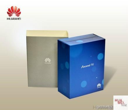 Huawei P6 Box