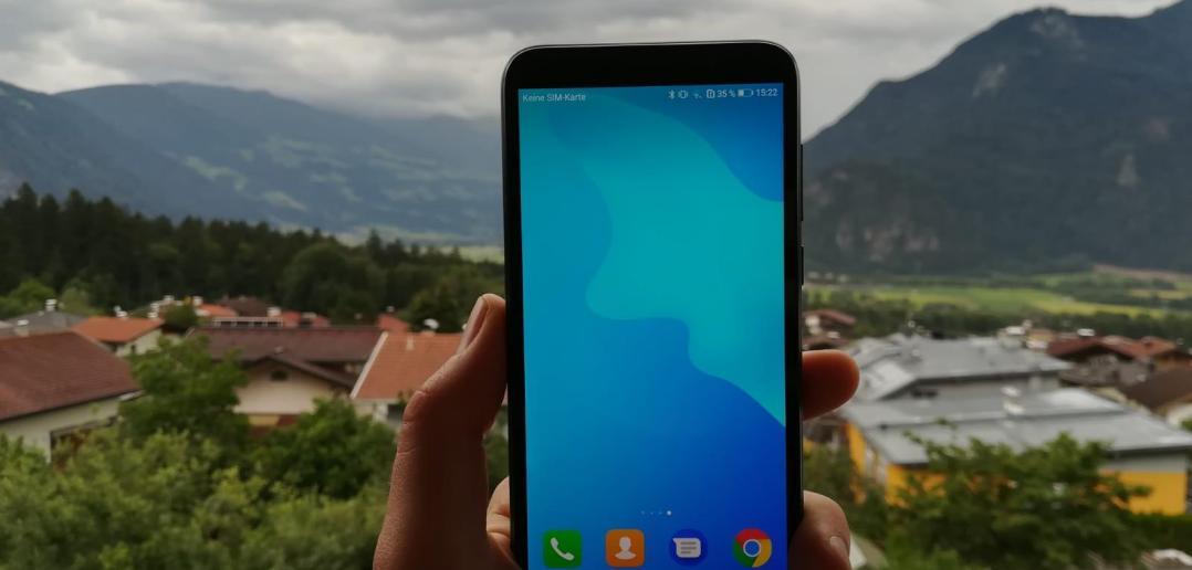 Huawei Y5 2018 Test - Titelbild