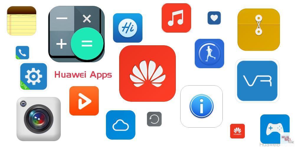 huawei apps runterladen