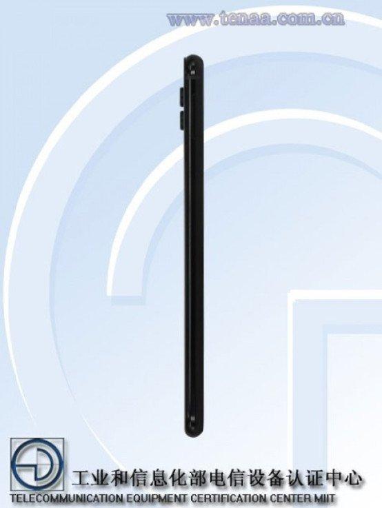 Huawei Mate 20 lite - Seitenansicht