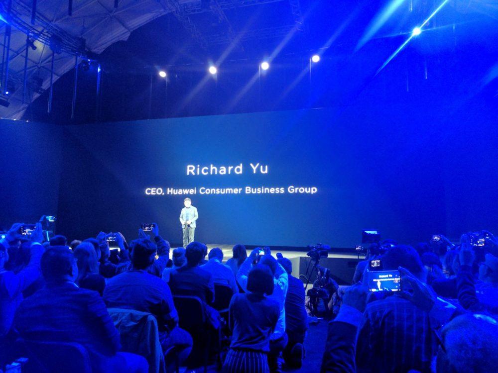 Huawei P10 / P10 Plus - Richard Yu - Barcelona - MWC 2017