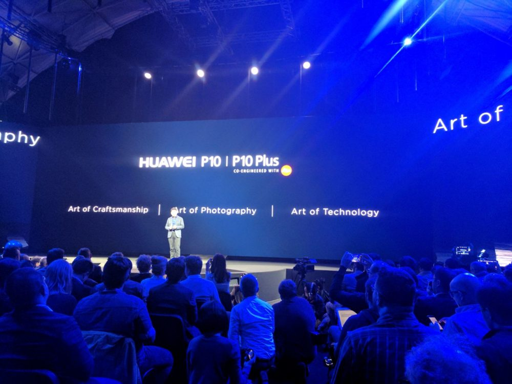 Huawei P10 / P10 Plus - Barcelona