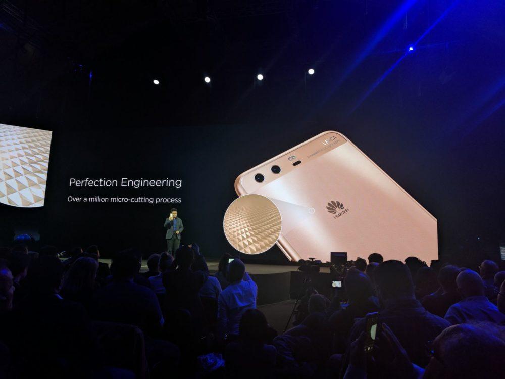 Huawei P10 / P10 Plus - micro cutting