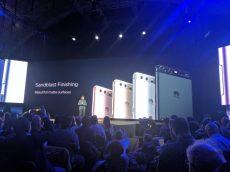 Huawei P10 / P10 Plus - sandgestrahlt