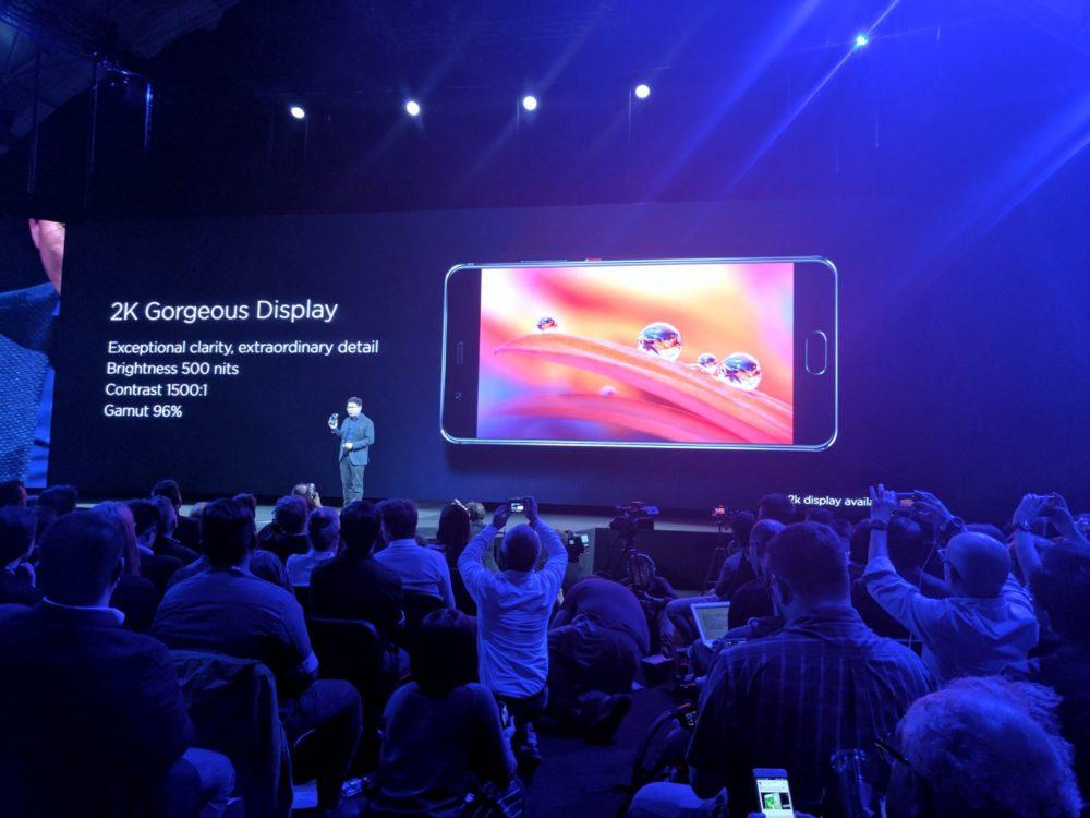 Huawei P10 - P10 Plus - 2K Display