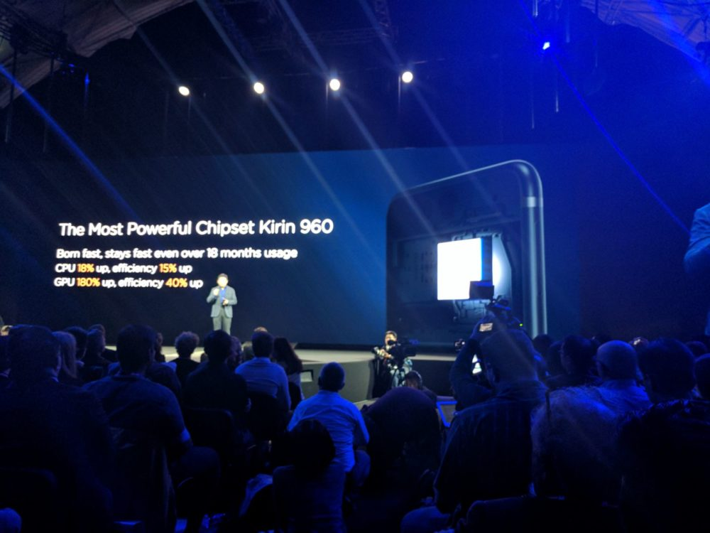Huawei P10 - Kirin 960
