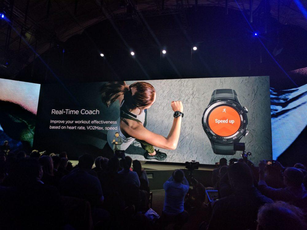 Huawei Watch 2 - Real Time Coach