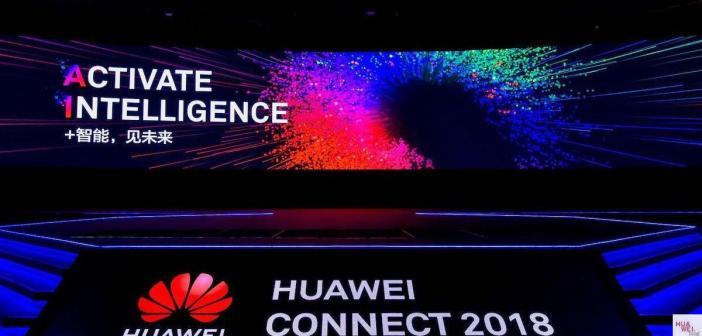 Huawei präsentiert vollständige KI Strategie