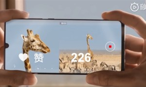 Huawei P30 system update: dual-view video function is online